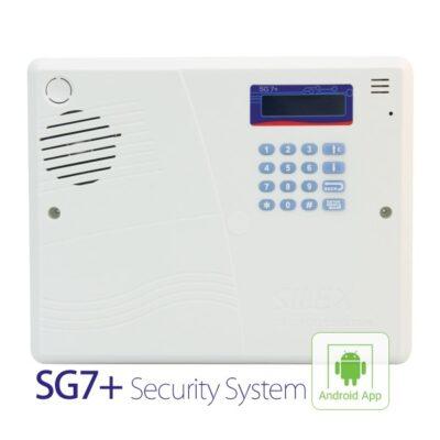 دزدگیر اماکن سیمکارتی سایلکس +SG7