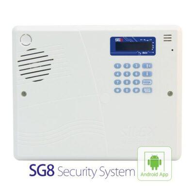دزدگیر اماکن سیمکارتی (silex) سایلکس +SG8