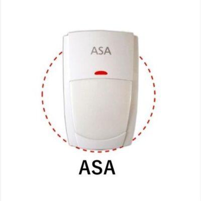 چشمی دزدگیر آسا (ASA)